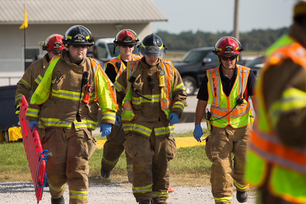 MSSU Students Take Part in Casualty Drill