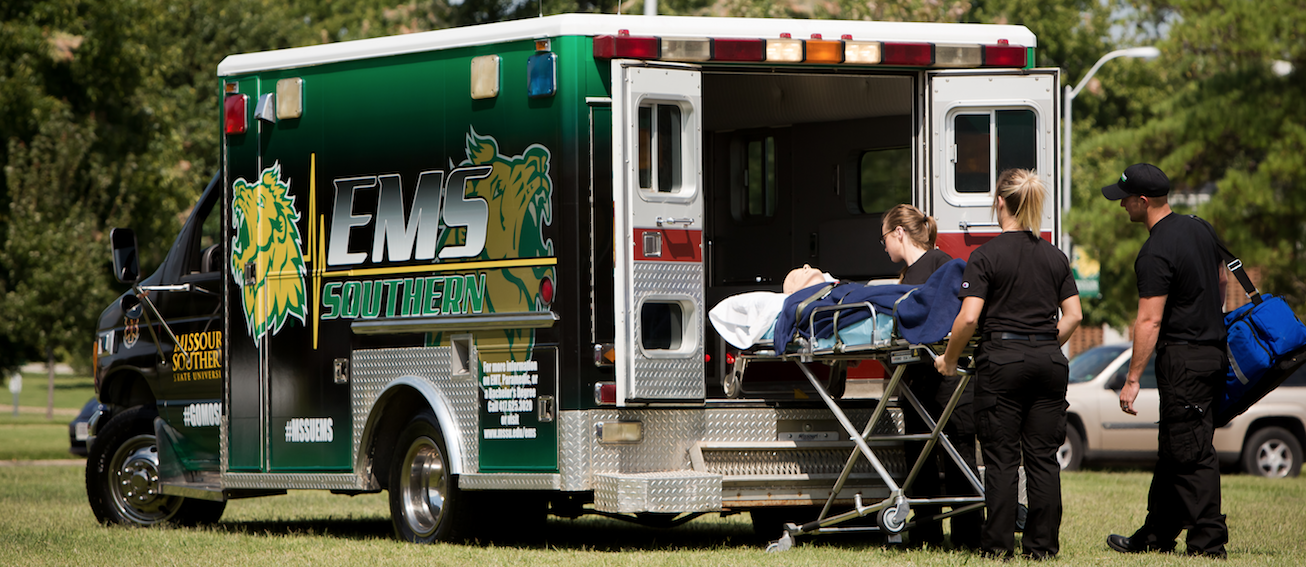 Southern ambulance gets new look