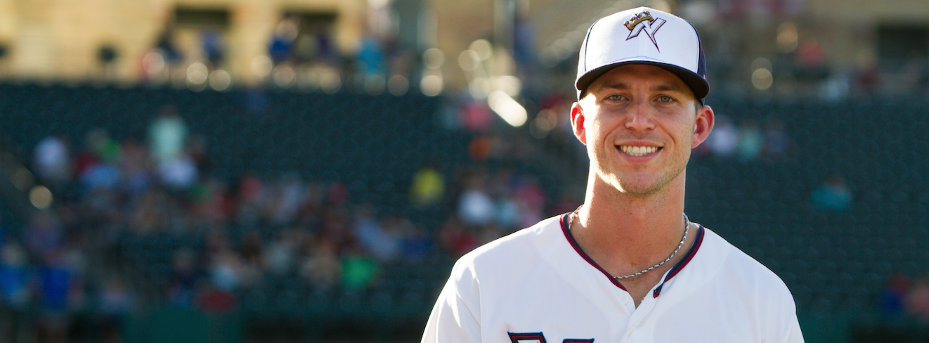 Logan Moon steps up for first season with Northwest Arkansas Naturals
