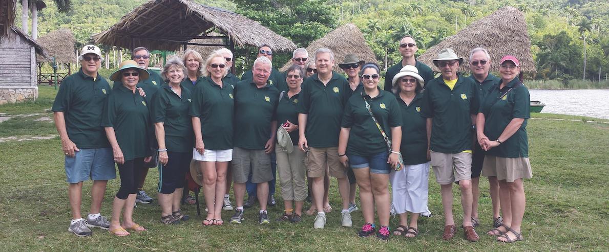 Southern Safari group travels to Cuba