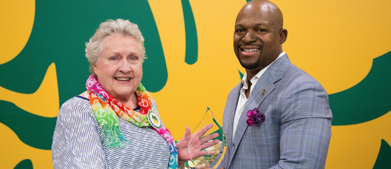 Kevin Hooks – Outstanding Alumnus Award