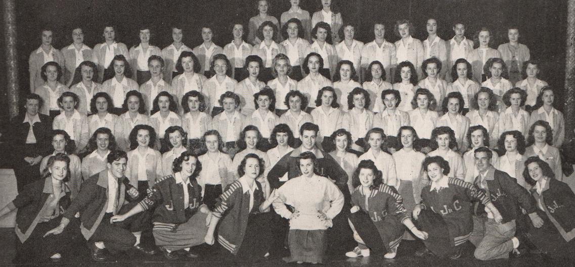 Mary Alice Hadley, 1947's 'Pigskin Princess,' recalls time at Joplin Junior College