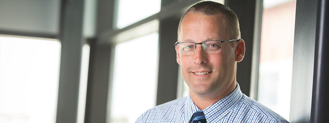 Southern Alum Accepts Joplin High Principal Position