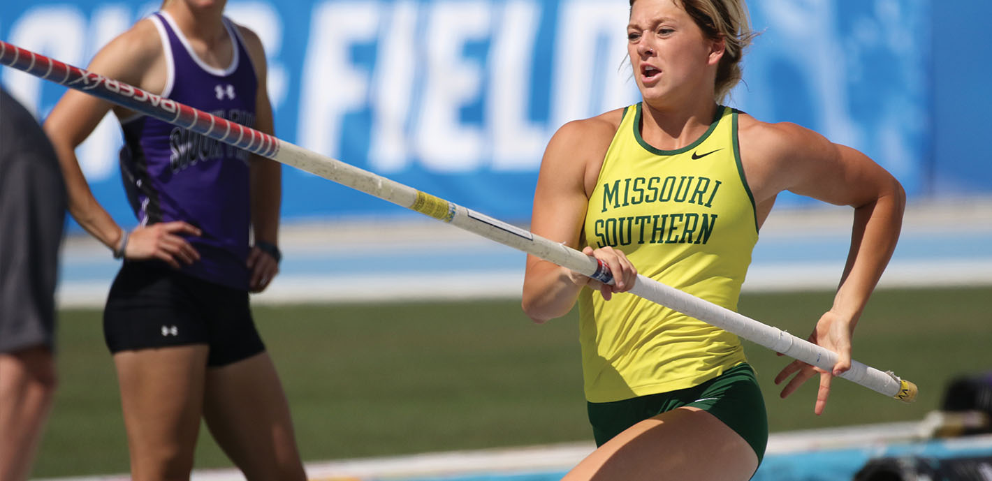Sophomore Emily Presley Setting a High Bar for Success