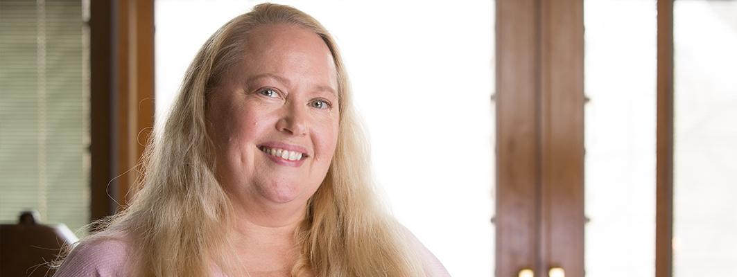 Why I Give: Karen Prater