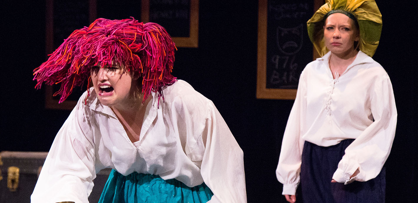 Shaking it up: Missouri Shakepeare Festival performers talk comic take on the Bard