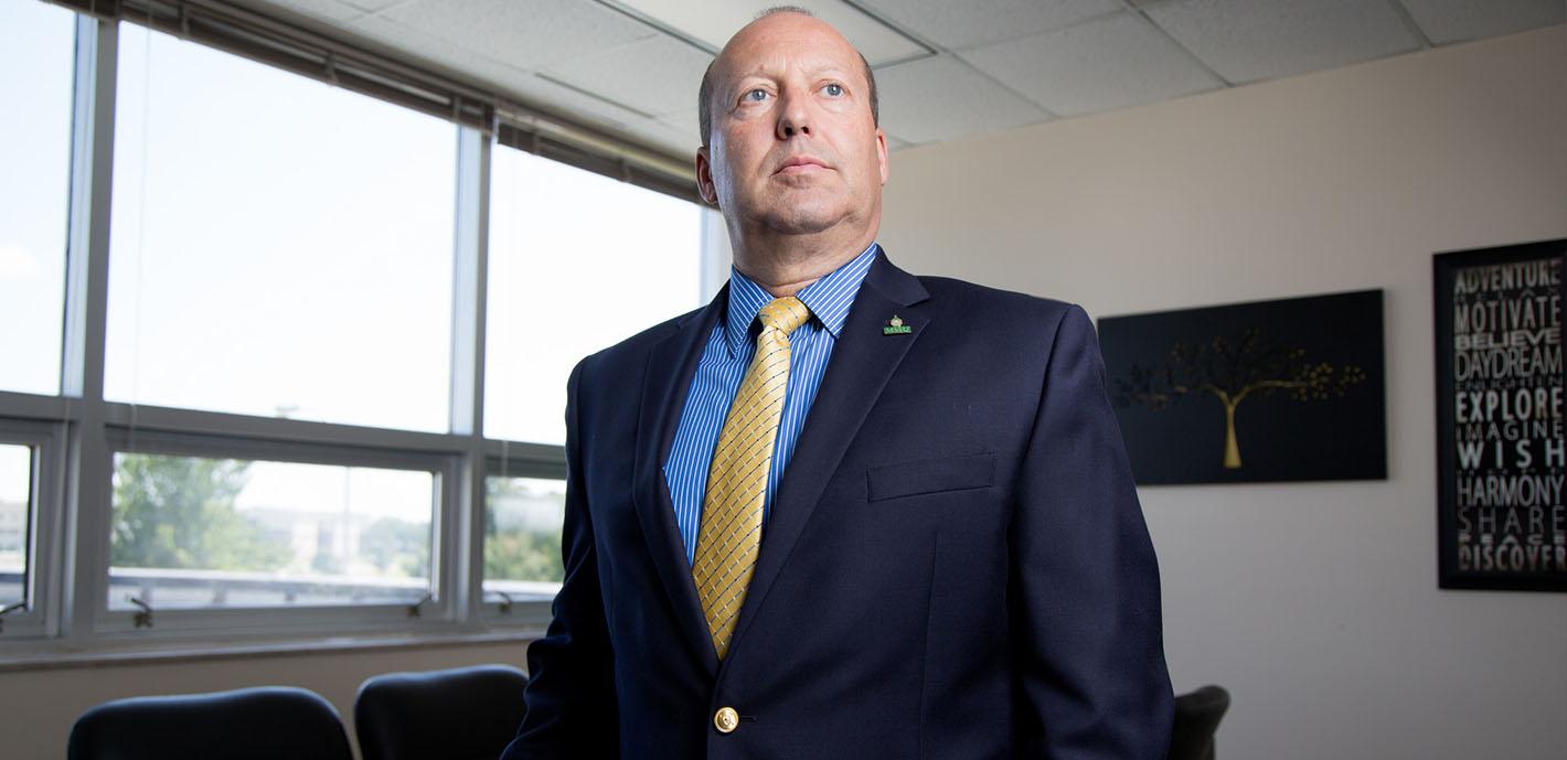 Dr. Zimmerman joins MSSU as Plaster dean