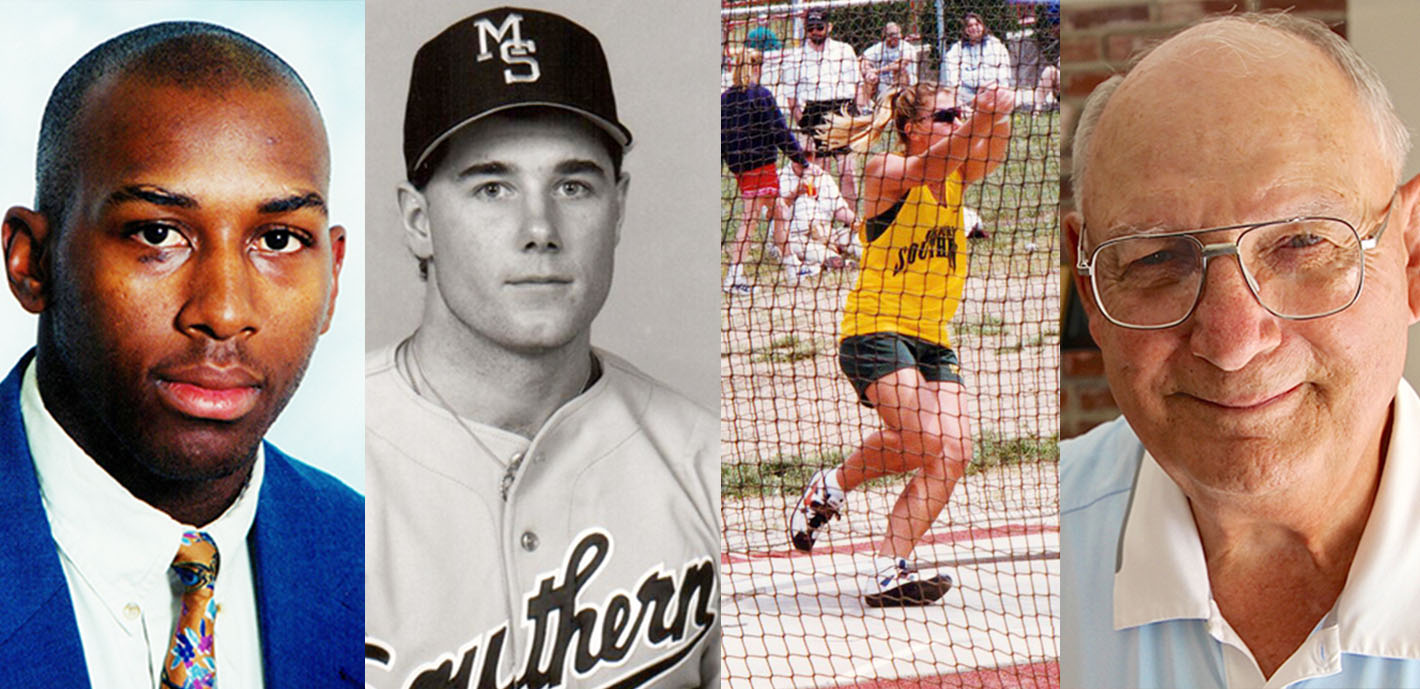 Athletics Hall of Fame inducts 2017 class