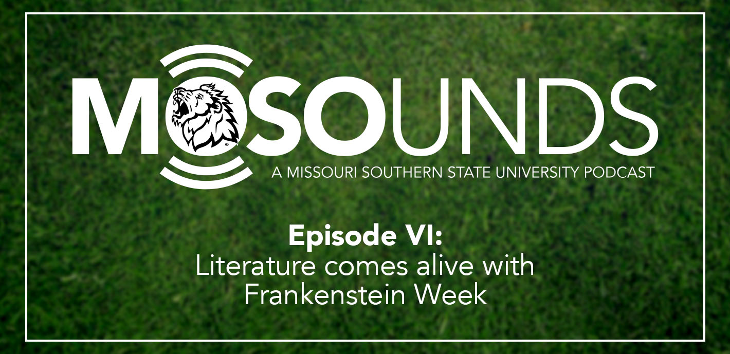 MOSOunds | Episode VI: Literature comes alive with Frankenstein Week