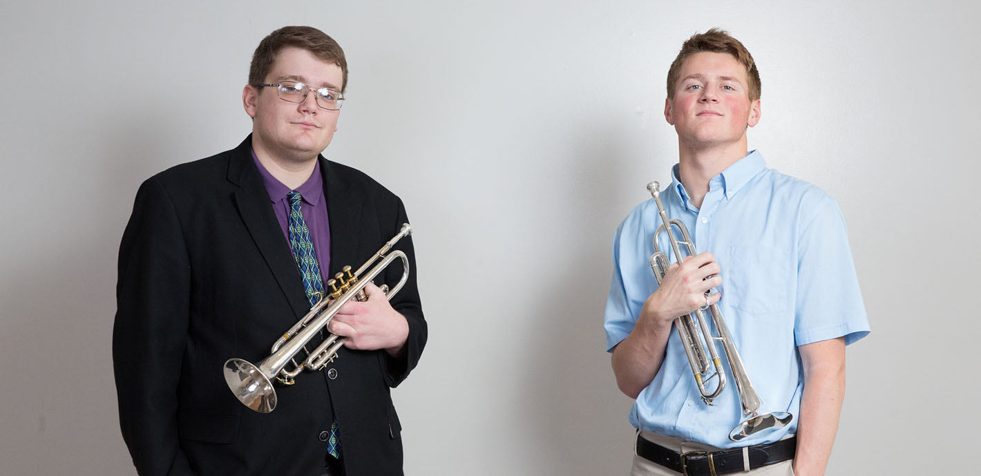 MOSO musicians attend National Trumpet Competition