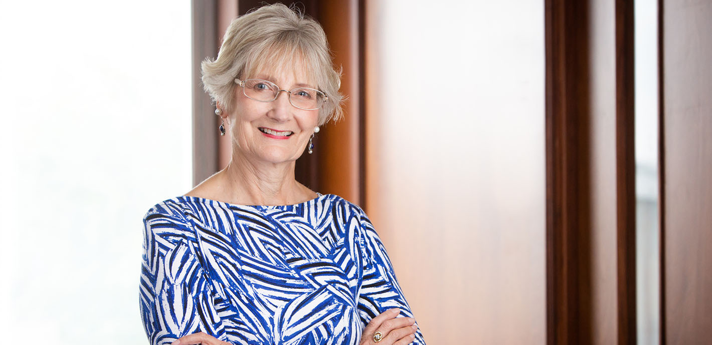Laurie Delano, '77, appointed to Rotary International board