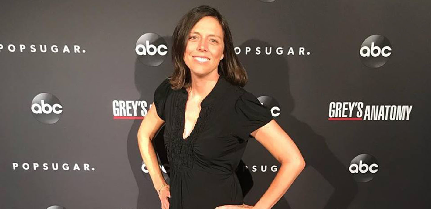 Comm grad serves as assistant editor on 'Grey's Anatomy'