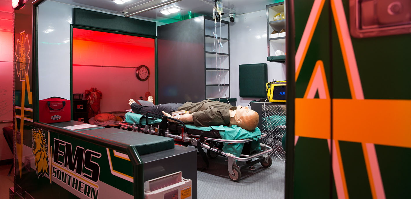 Ambulance Simulators Offer 'Profound' Learning Opportunity