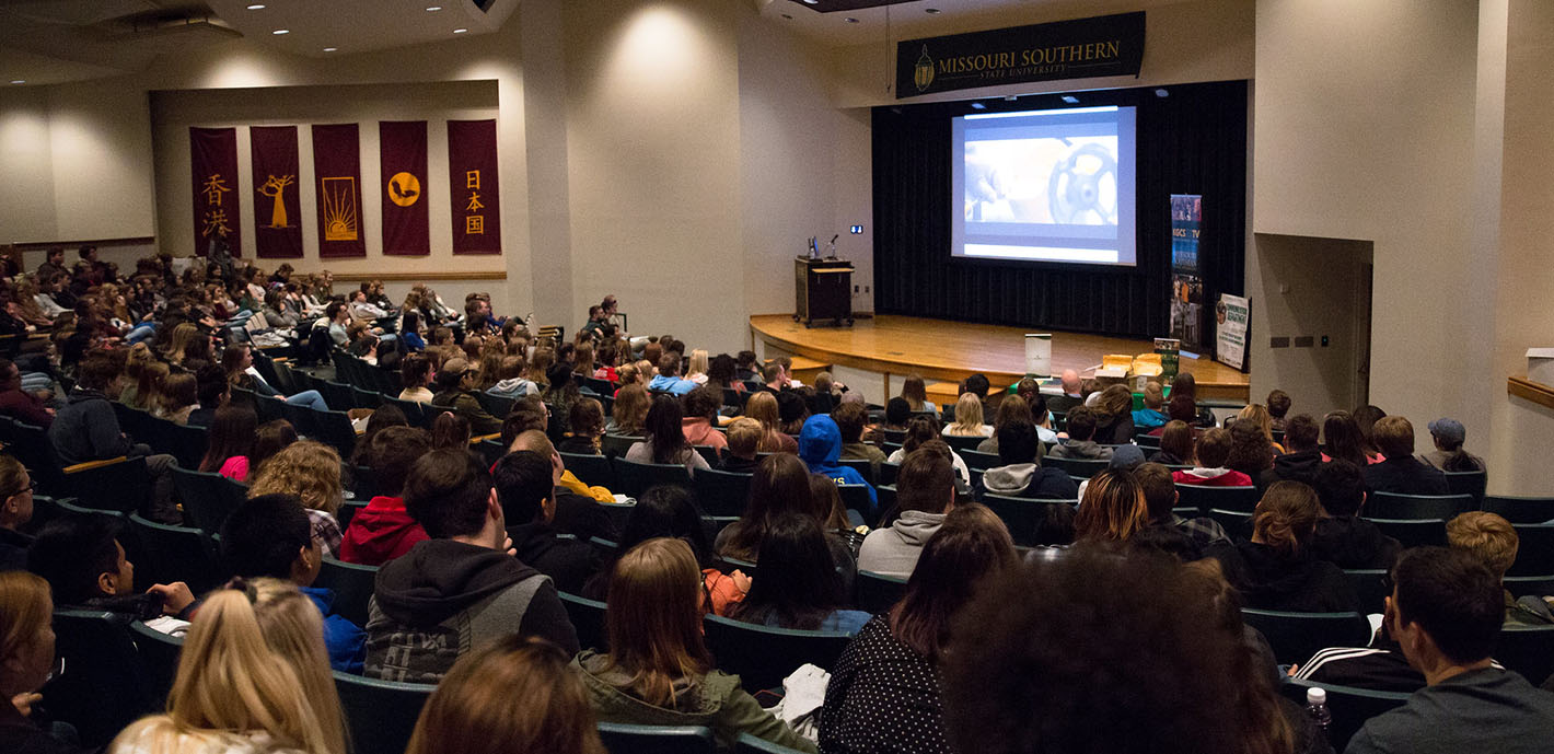 High-School Students Gather for Annual Media Showcase