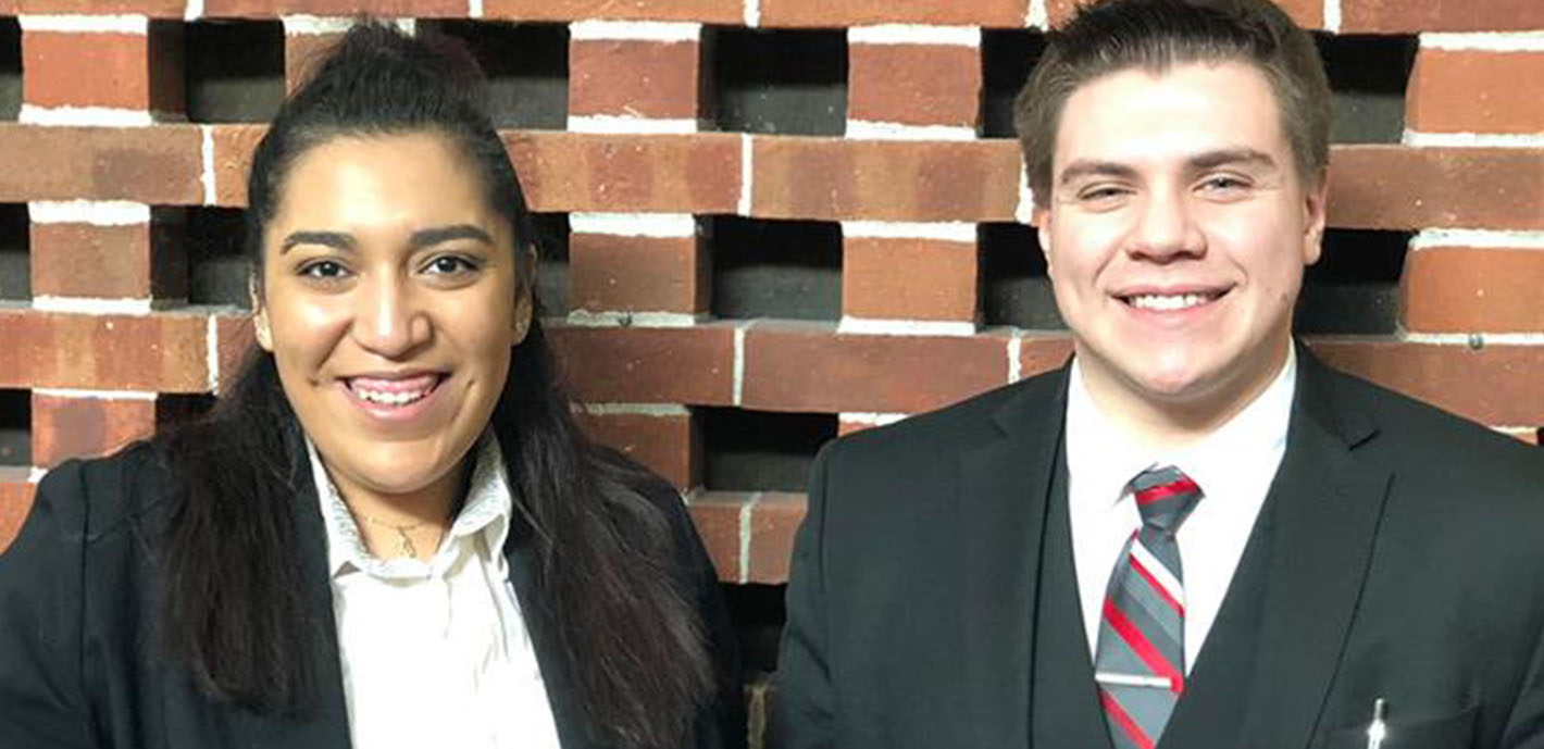 Mock Trial Members Recognized at Tournament