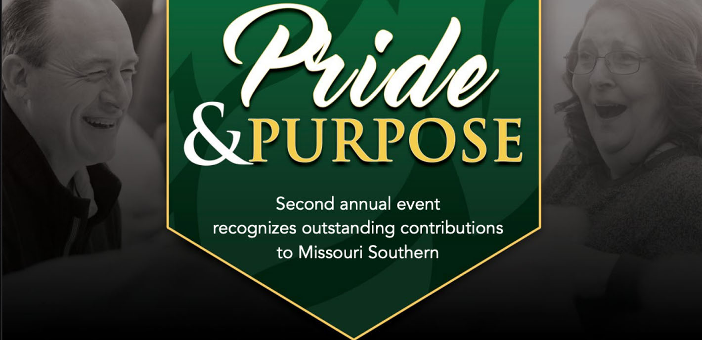 Pride & Purpose: Second annual event recognizes outstanding contributions to Missouri Southern