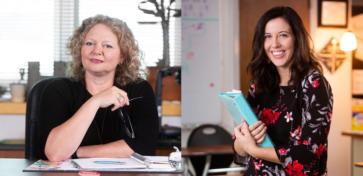 Carthage Educators Honored as Outstanding Beginning Teachers