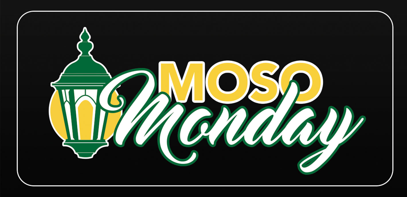 Alumni Recognized During MOSO Monday