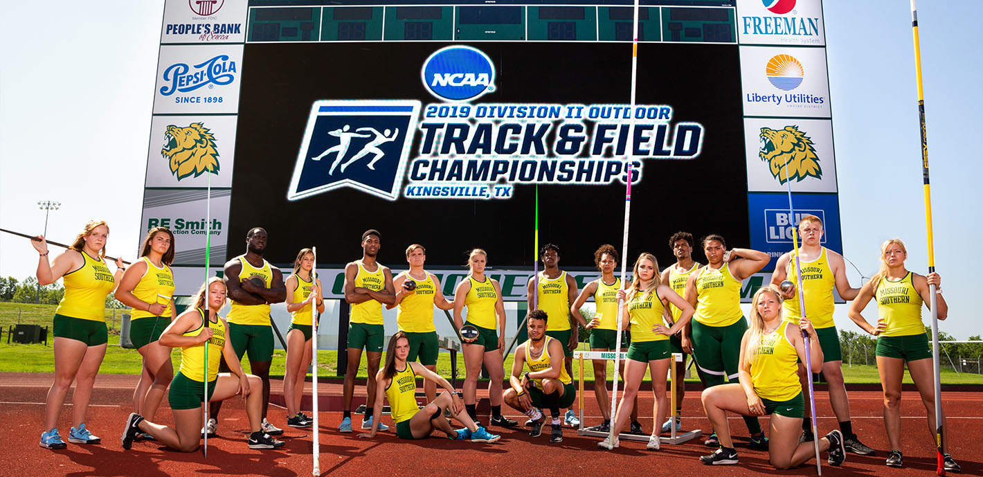 Track and Field Sends Record Number to Championships