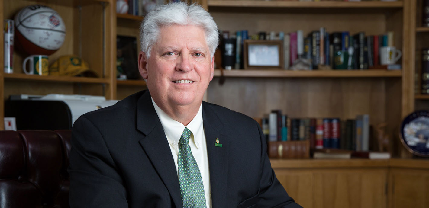 'A Personal and Professional Honor': Dr. Alan Marble, MSSU president, announces retirement