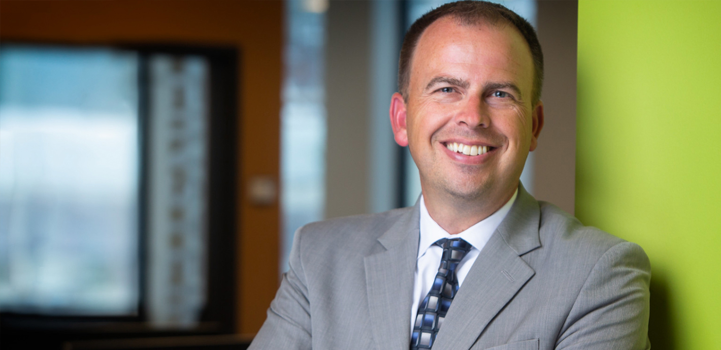 A Great Journey: Dr. John Jungmann, '98, Talks Path to Leadership of Missouri's Largest School District