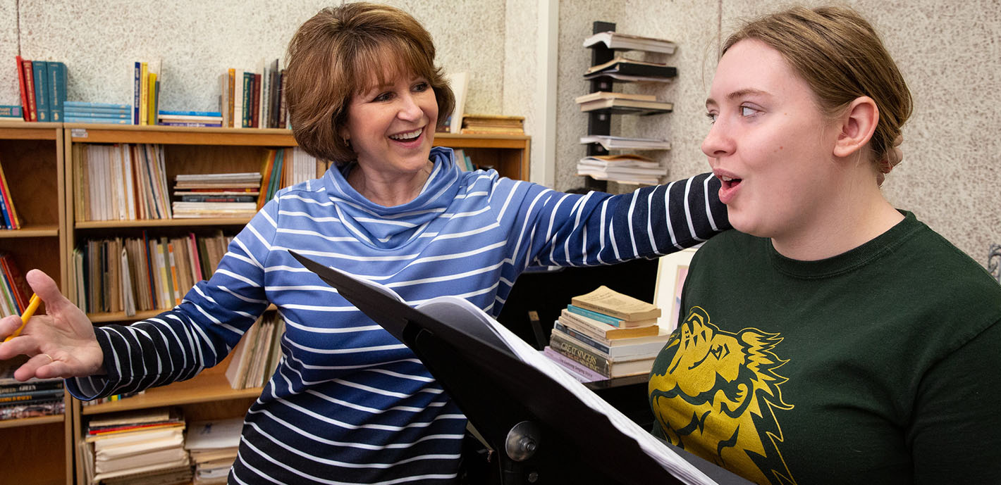 Diana Allen Named President-Elect for National Organization for Voice Teachers