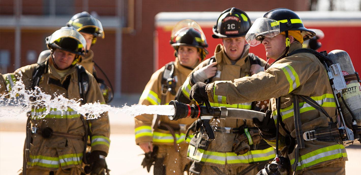 Fire Program Reignites with City Partnership