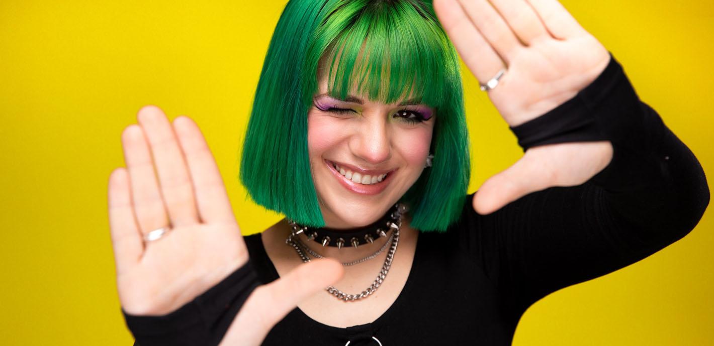 Maya Strick: Vlogger for the National Student Exchange