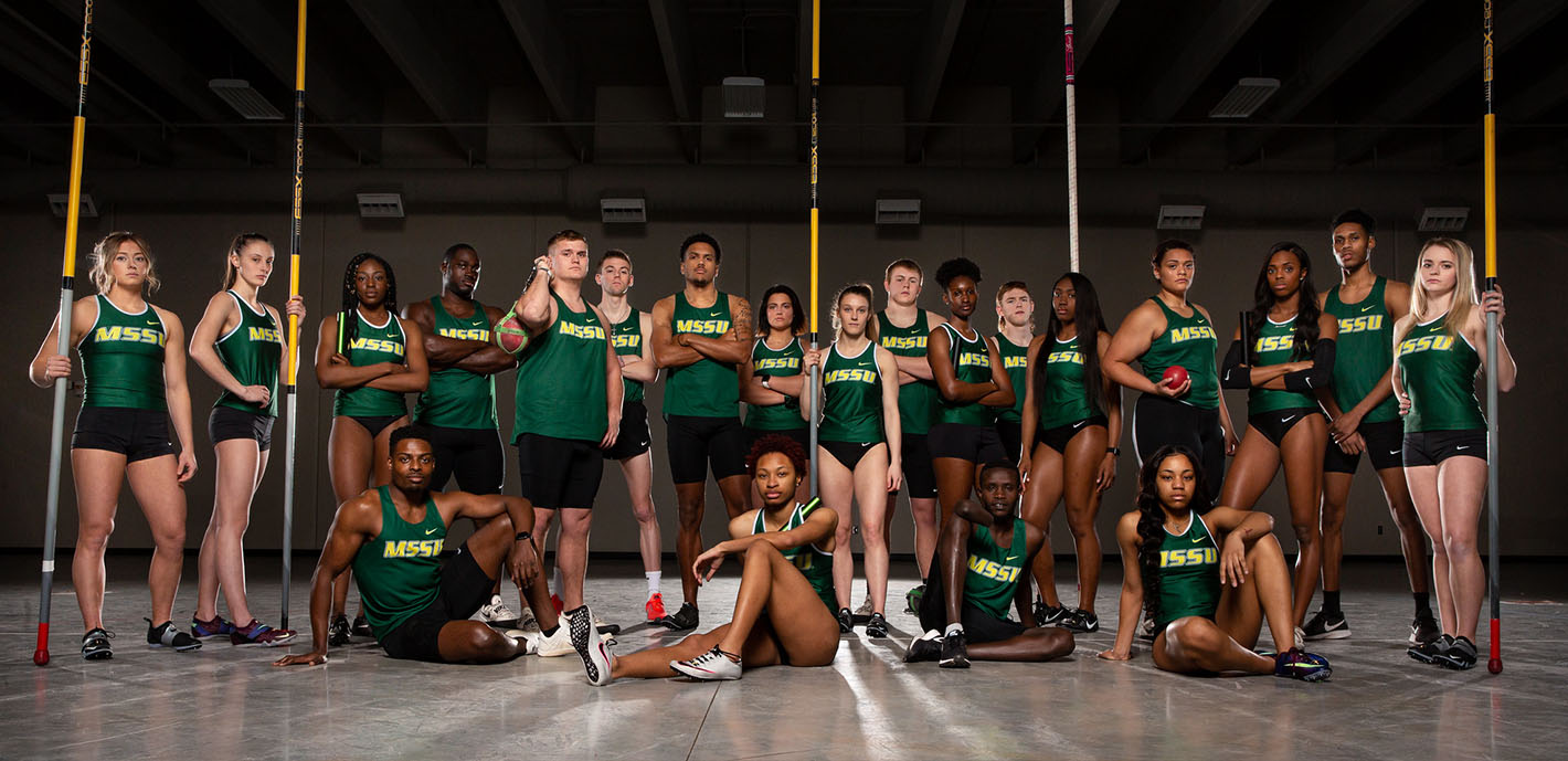 Track and Field Qualifies 21 for NCAA Championships
